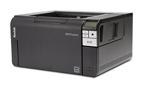 i2900 スキャナー A4フラットベッド搭載 読取速度A4白黒60枚/分、カラー60枚/分 CAT:1476167