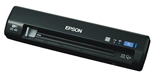 EPSON モバイルスキャナー DS-40 お得祭り2017キャンペーンモデル DS-40C8