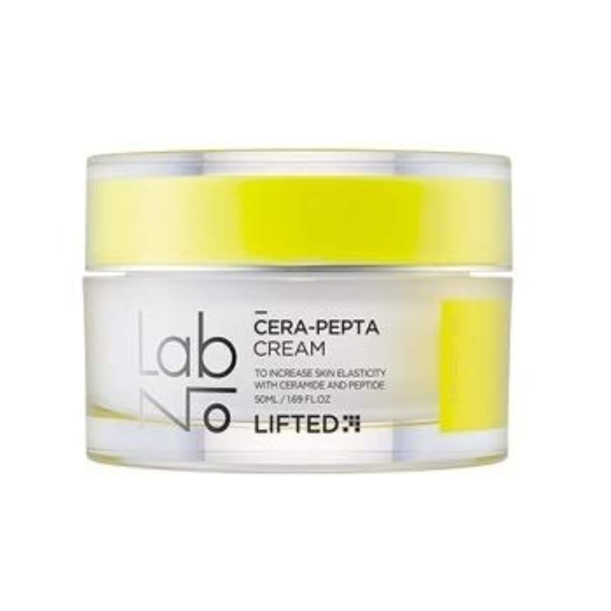 作詞家結び目バドミントンLabNo リフテッド セラ-ペプタ クリーム / Lifted Sera-Pepta Cream (50ml) [並行輸入品]