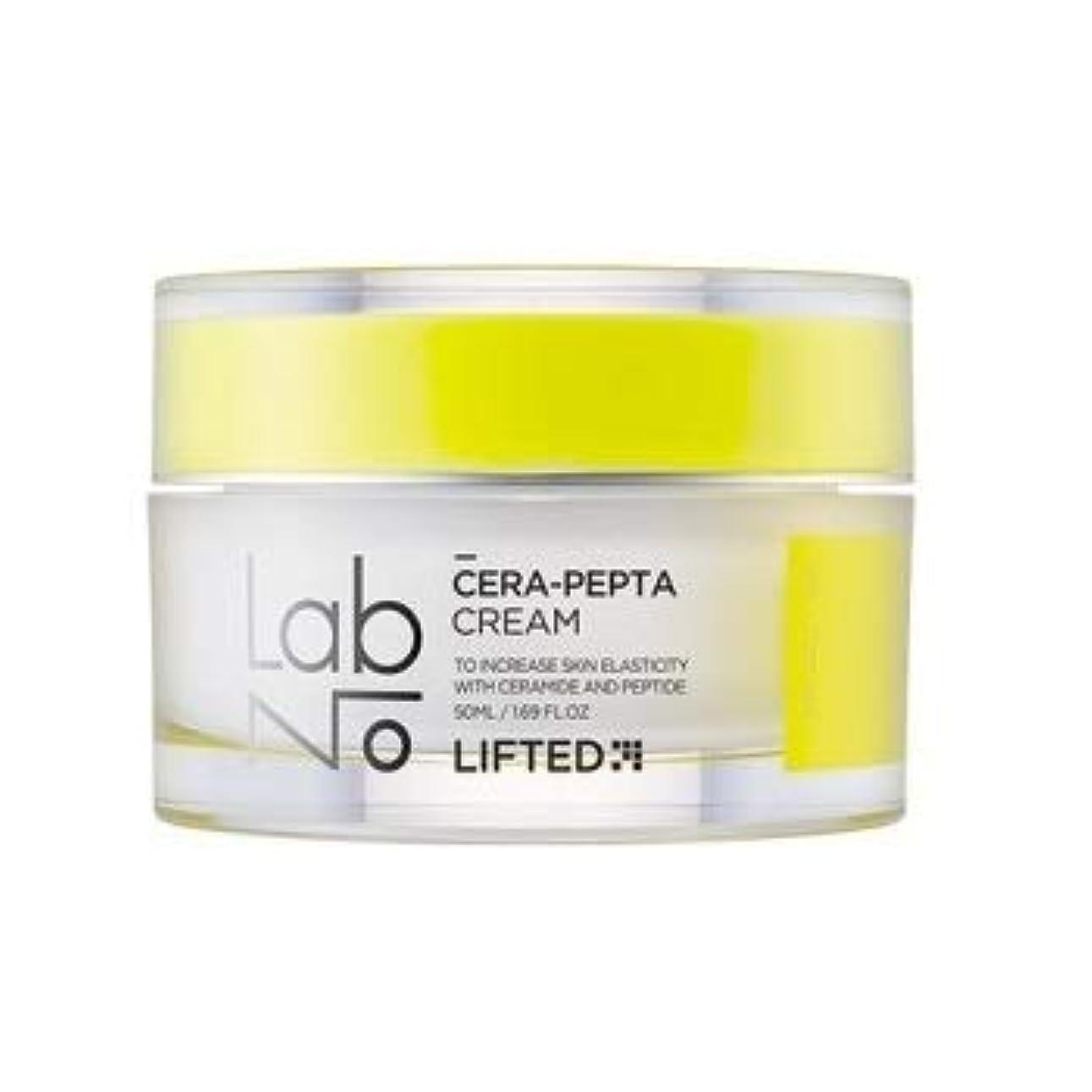 ボタン船員れんがLabNo リフテッド セラ-ペプタ クリーム / Lifted Sera-Pepta Cream (50ml) [並行輸入品]
