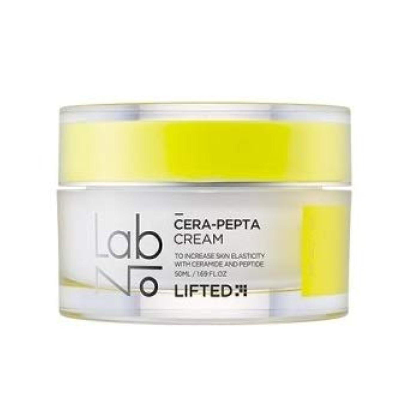 つま先過ち好戦的なLabNo リフテッド セラ-ペプタ クリーム / Lifted Sera-Pepta Cream (50ml) [並行輸入品]
