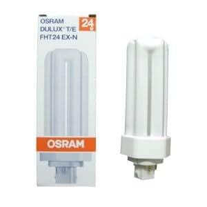 三菱 10個セット コンパクト形蛍光ランプ 24W 3波長形昼白色 BB・3シリーズ DULUX T/E 高周波点灯専用形 FHT24EX-N_set