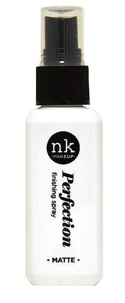 求人影のある疑い者NICKA K Perfection Finishing Spray - Matte (並行輸入品)