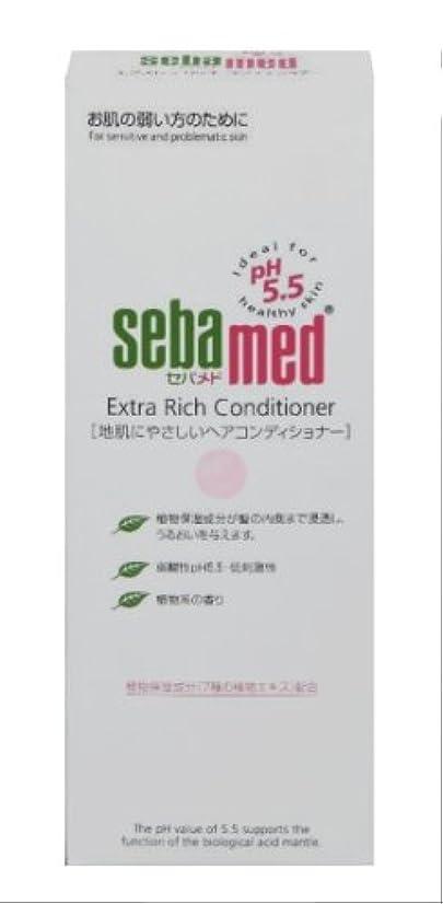 伝統的お香適応ロート製薬 セバメド エクストラリッチコンディショナー 200g