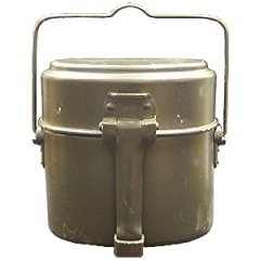 イタリア軍 飯盒 デッドストック