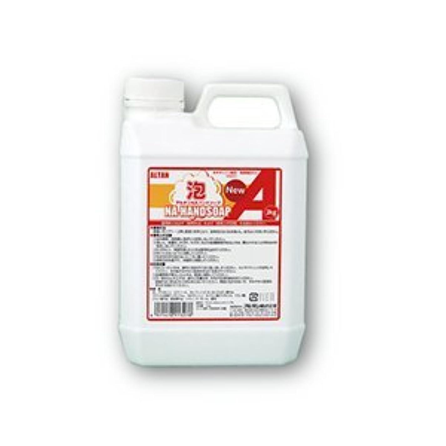 プーノライオンアプト柿渋ハンドソープ(泡タイプ)2kg×6本入