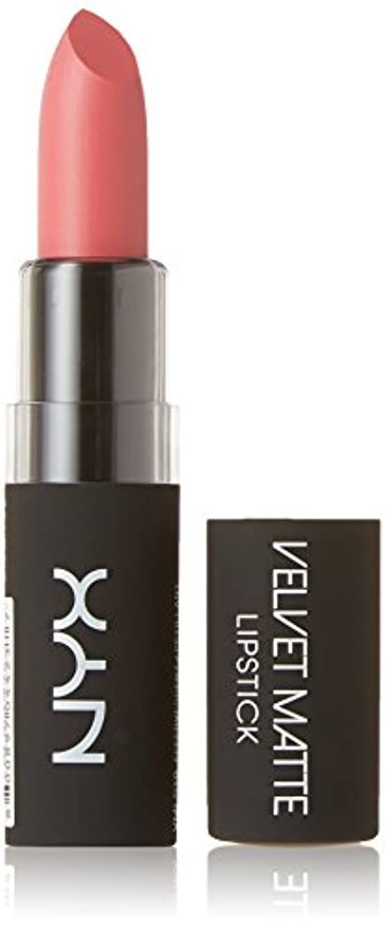 満了バッテリーサークルNYX Professional Make-Up Velvet Matte Lipstick 4.5g-10 Effervescent