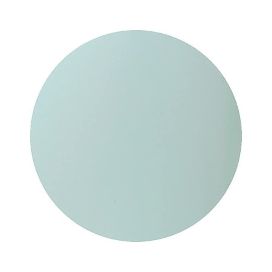 円形のナチュラルこっそりパラポリッシュ ハイブリッドカラージェル M9 アイスブルー 7g