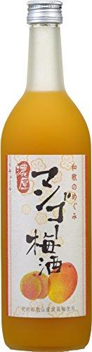 和歌のめぐみ マンゴー梅酒 [ 720ml ]