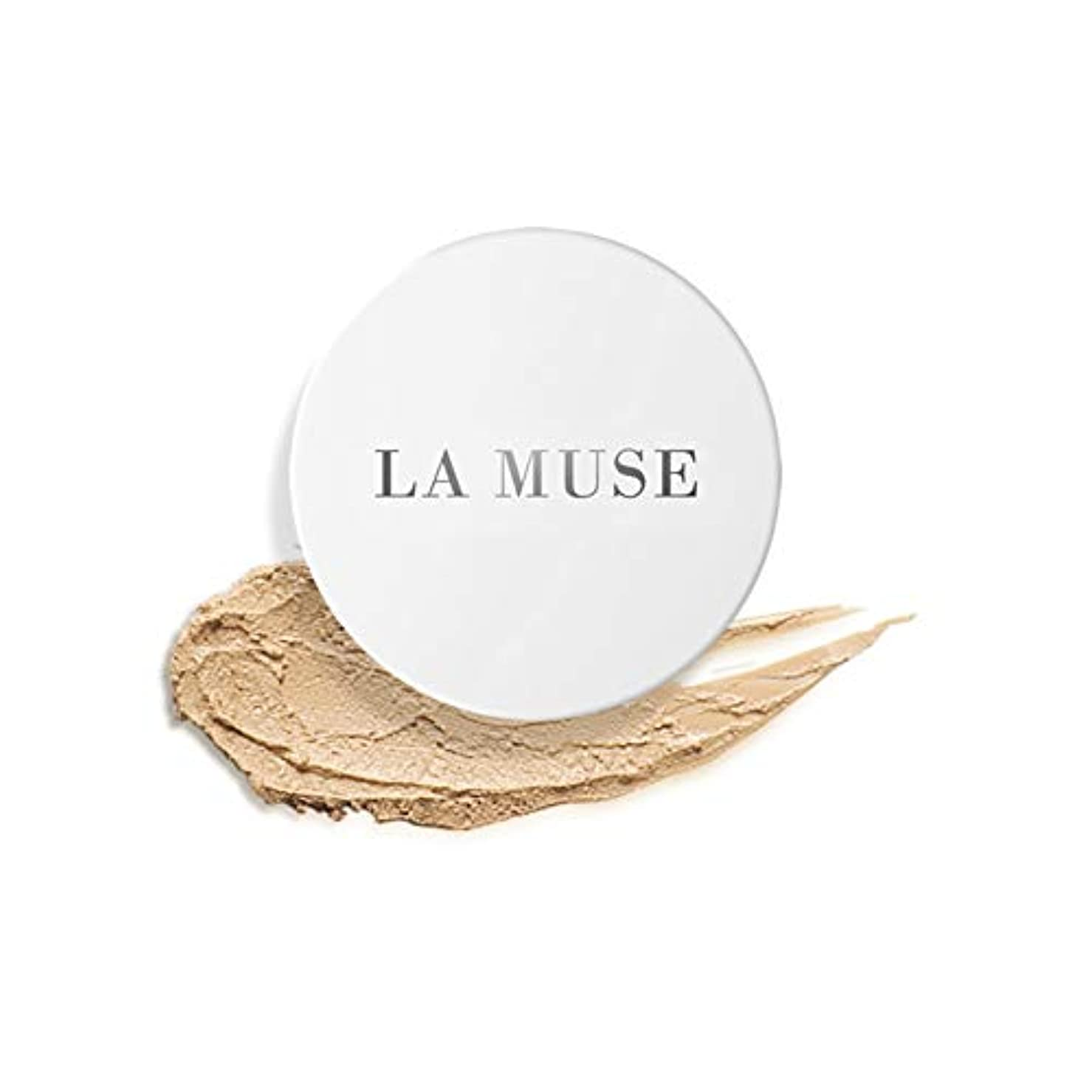 リブ若さメーター[ギフト付き] La Muse ラミューズ コンプレッション エッセンス パクト SPF50+/ PA +++ 17g / Compression Essence Pact SPF50+ PA+++ 17g / Foundation...