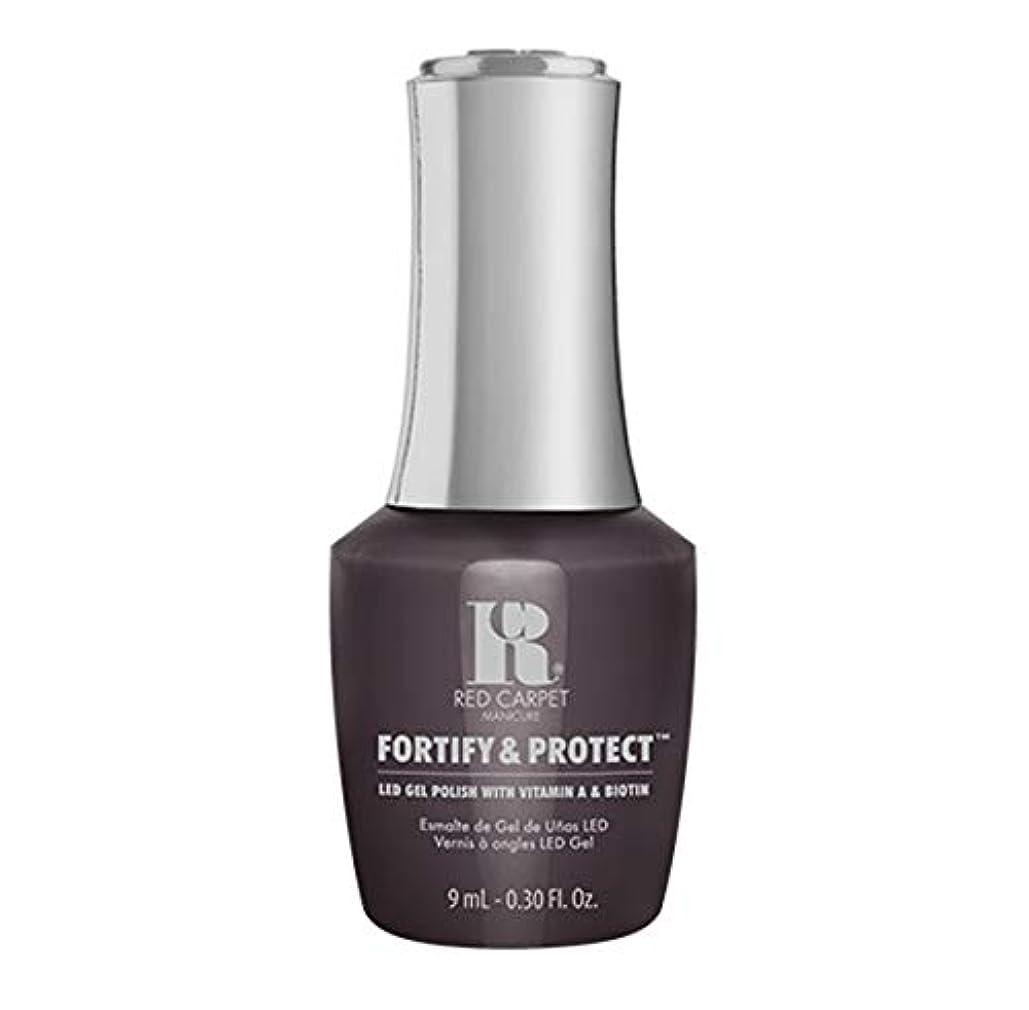 カフェ偶然の長老Red Carpet Manicure - Fortify & Protect - Snap A Photo - 9ml / 0.30oz