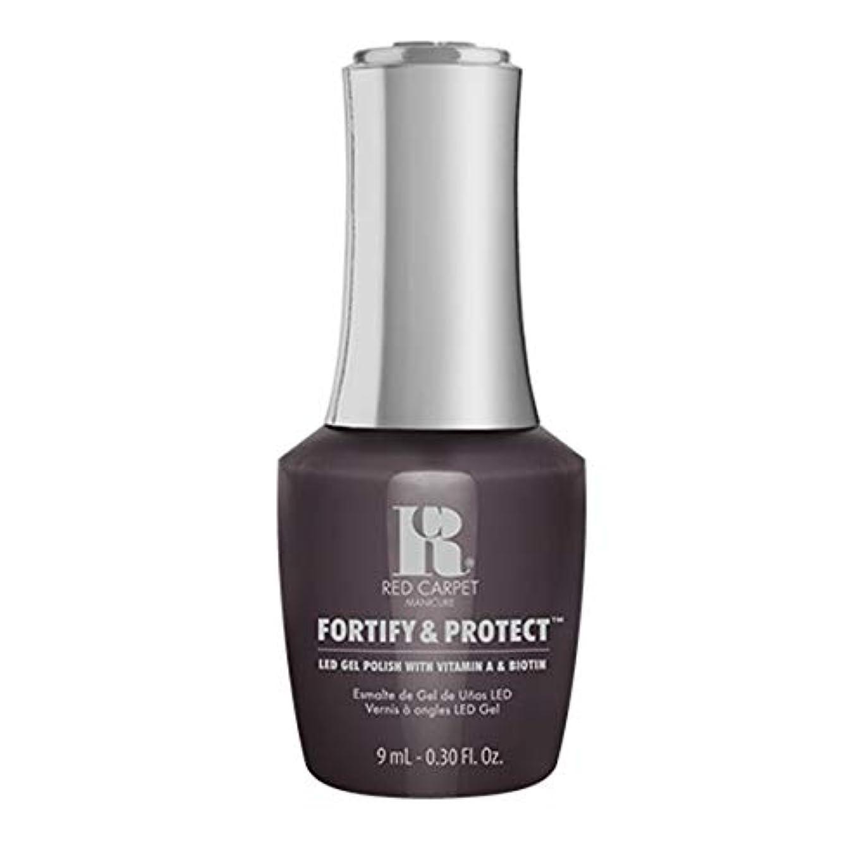 なかなか症候群免除するRed Carpet Manicure - Fortify & Protect - Snap A Photo - 9ml / 0.30oz