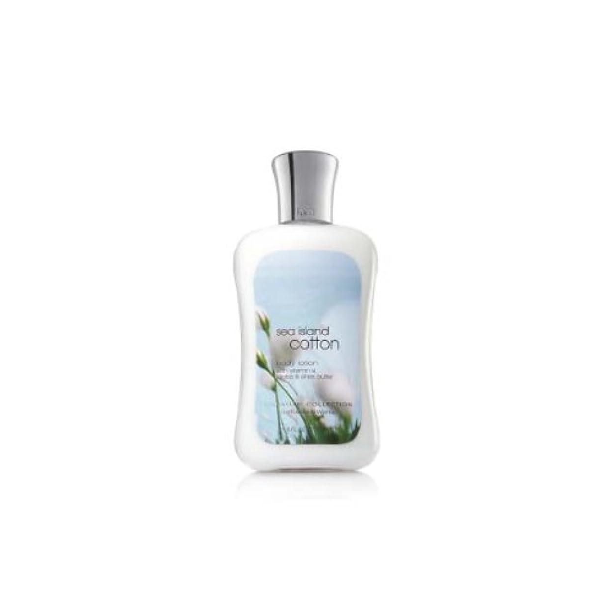 自分自身ヒップ広告Bath&Body Works(バス& ボディワークス) シーアイランドコットン ボディローション シグネチャーコレクション [並行輸入品]