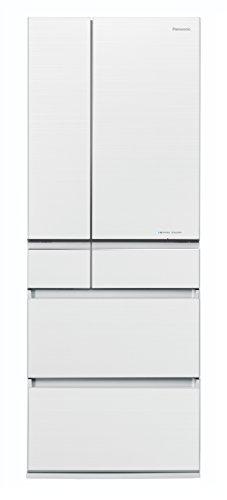 パナソニック 冷蔵庫 6ドア 550L パーシャル搭載 マチュアホワイト NR-F554HPX-W