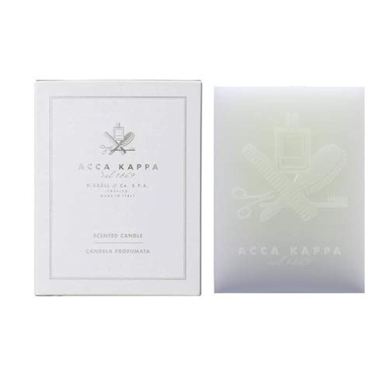 ノイズ影響する符号【アッカカッパ】ホワイトモスキャンドル 1000g