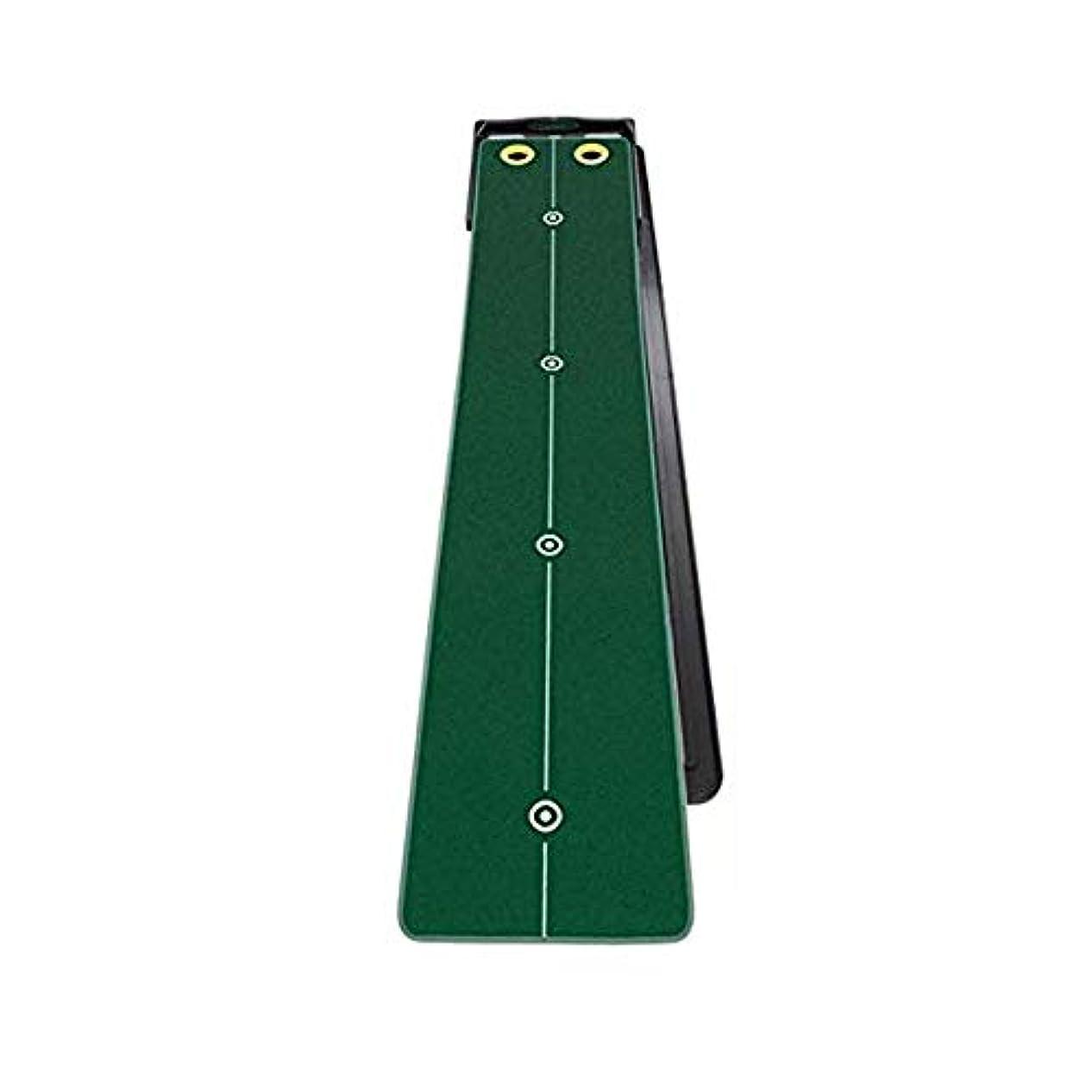 本質的に確実放散するYDXYZ ゴルフマット室内マット付きパッティンググリーンドライビング&チッピング練習ゴルフヒットマット付きボールリターングリーン50 * 300 cm