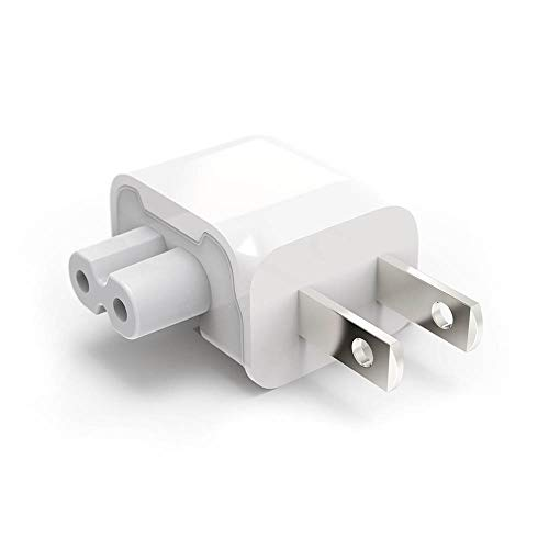 Ten One Design Blockhead ホワイト (MacBook/iPad 電源アダプタ対応 横向き変換プラグ) 【日本正規代理店品】TEN-OT-000005