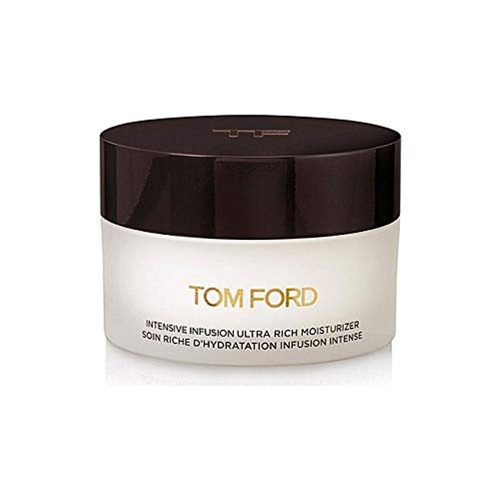 ナイロン八百屋アラブ人[Tom Ford] トムフォードの集中点滴超豊富な保湿50ミリリットル - Tom Ford Intensive Infusion Ultra Rich Moisturizer 50ml [並行輸入品]