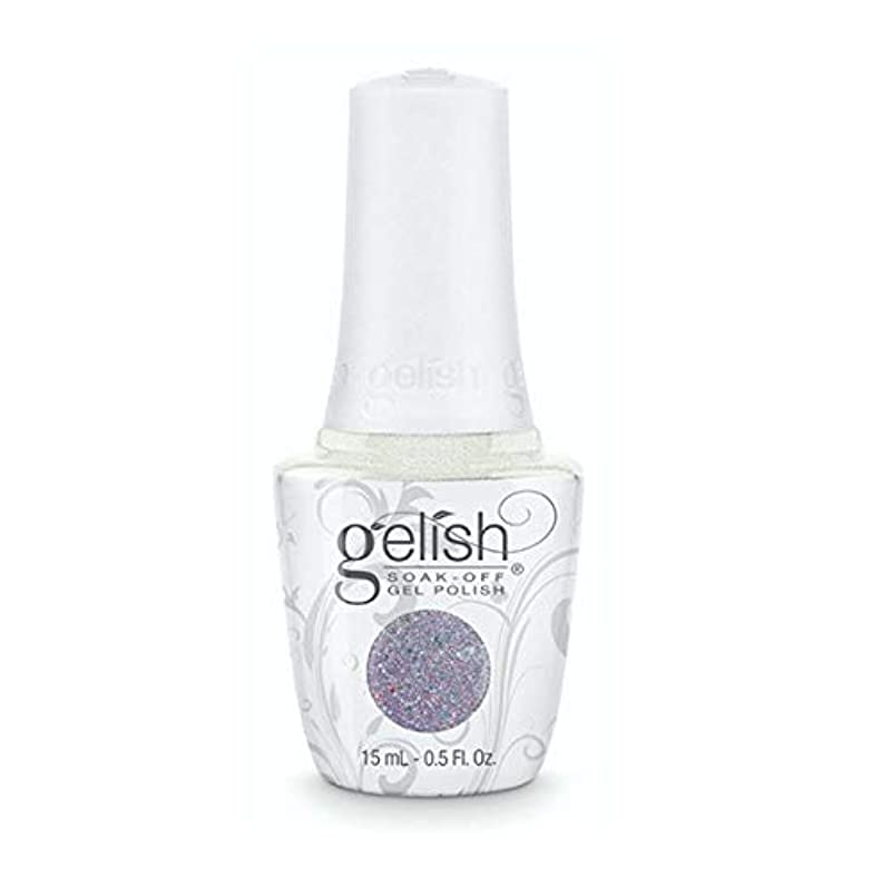 ほとんどないふさわしい詐欺師Harmony Gelish - Rocketman Collection - Bedazzle Me - 15ml / 0.5oz