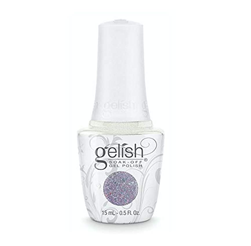 代表レイシリーズHarmony Gelish - Rocketman Collection - Bedazzle Me - 15ml / 0.5oz