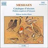 メシアン:鳥のカタログ/鳥の小スケッチ