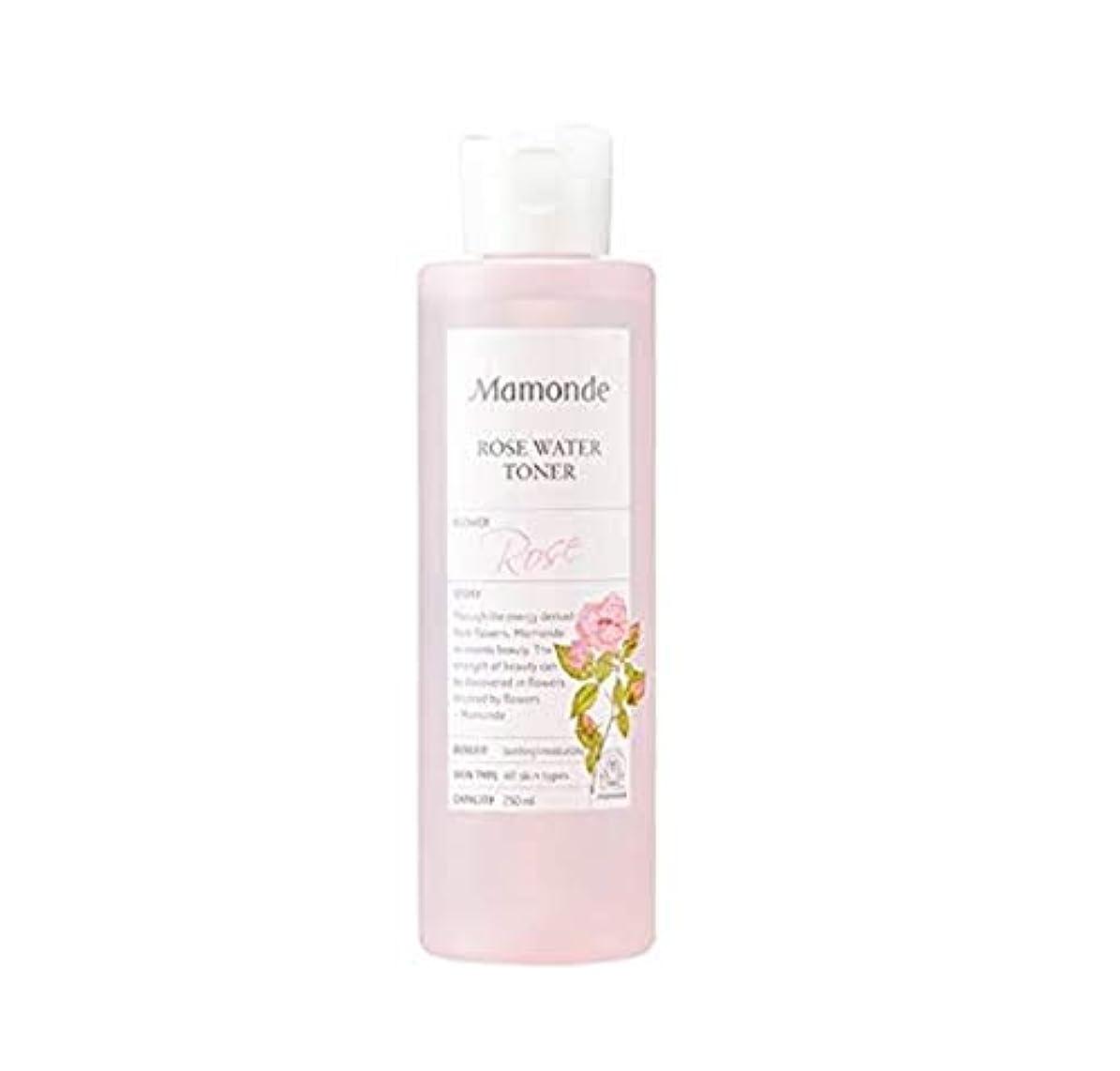 縮約科学的贅沢な[マモンド]ローズウォータートナー(Mamonde Rose Water Toner 250ml)