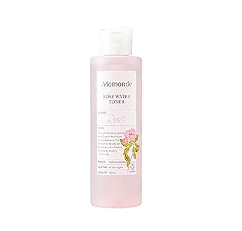 マスクエレベーター作動する[マモンド]ローズウォータートナー(Mamonde Rose Water Toner 250ml)