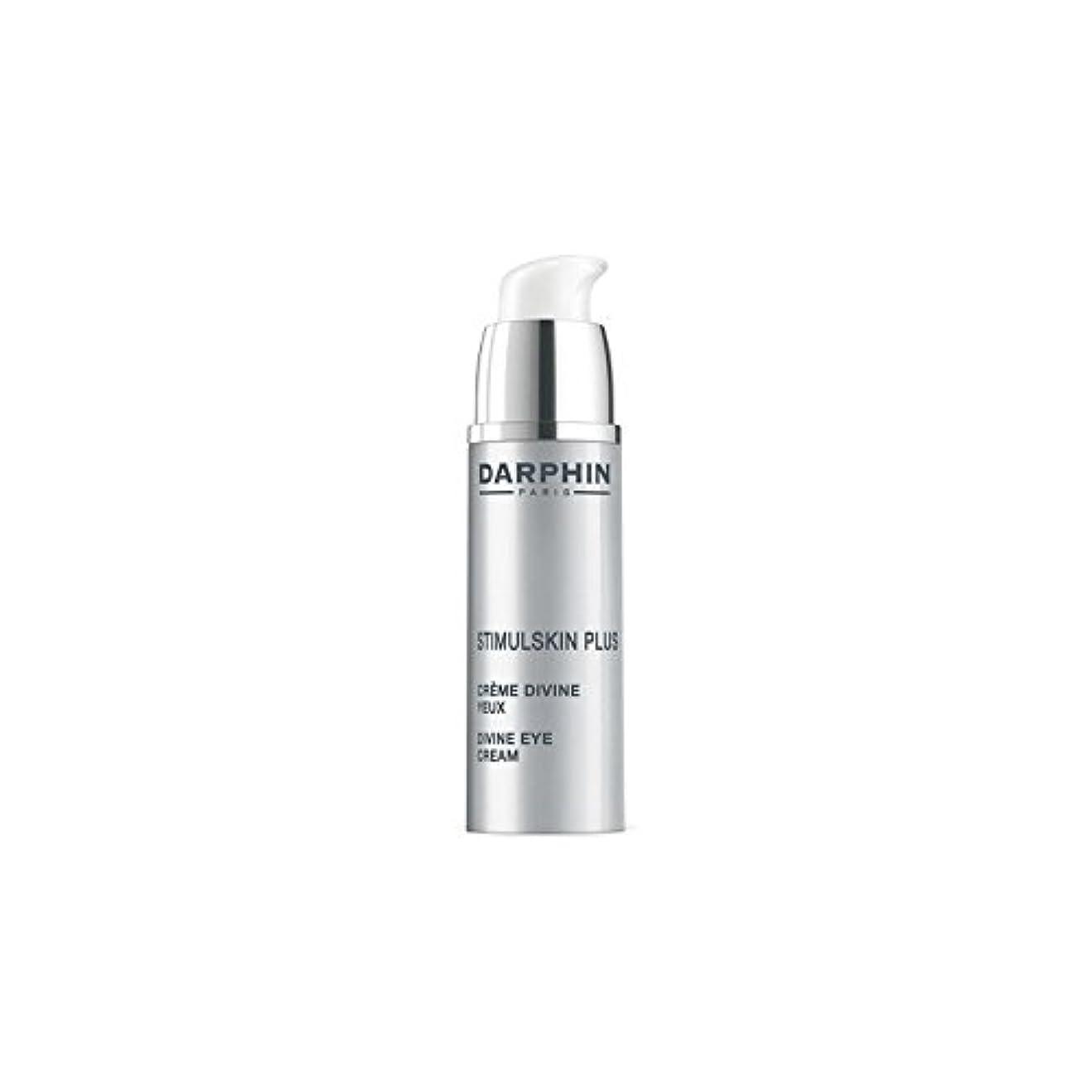 エンディング才能のある重々しいダルファンスティプラス神の照明アイクリーム(15ミリリットル) x4 - Darphin Stimulskin Plus Divine Illuminating Eye Cream (15ml) (Pack of 4)...