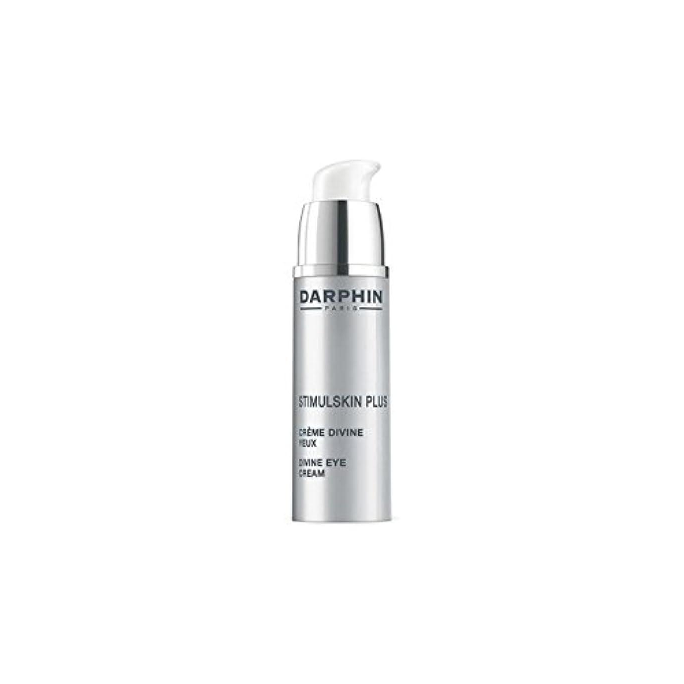 確かなタイマー振動させるダルファンスティプラス神の照明アイクリーム(15ミリリットル) x4 - Darphin Stimulskin Plus Divine Illuminating Eye Cream (15ml) (Pack of 4)...