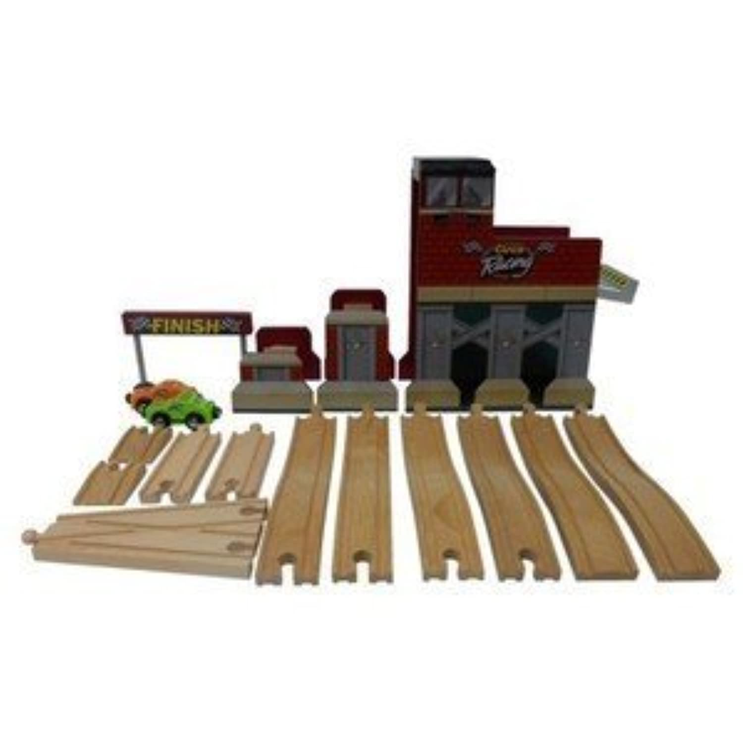 CIRCO RACE 'N CRASH TRAIN SET