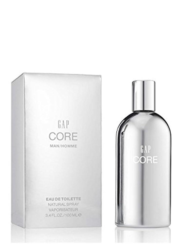 問題鳥肺炎Gap Core Homme(ギャップ コア オム) 3.4 oz (100ml) EDT Spray