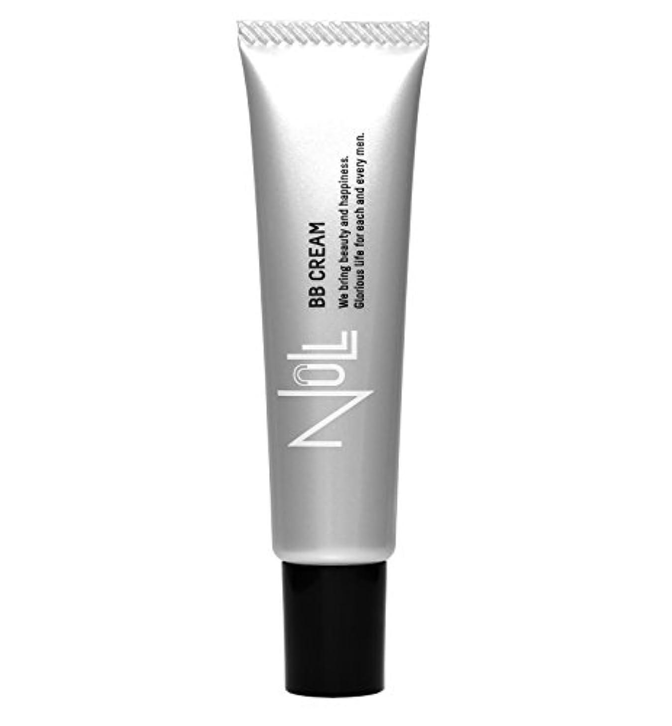 伝染性要旨書道NULL BBクリーム メンズ コンシーラー ファンデーション 20g SPF30 PA++ (メーキャップ効果で 青ひげ/クマ/ニキビ跡 を隠す 日焼け止め としても)