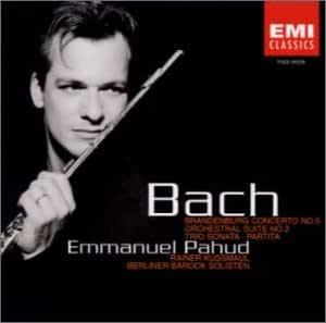 バッハ:ブランデンブルグ協奏曲