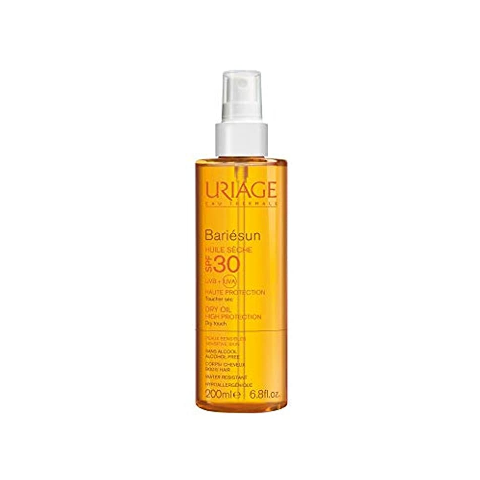 リダクター国歌優しさUriage Bariesun Dry Oil SPF30 200ml