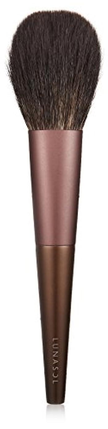 伸ばすノミネート最大化するルナソル パウダーブラシN 化粧小物