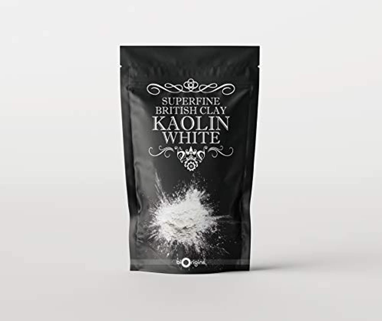 Kaolin White Superfine British Clay - 500g
