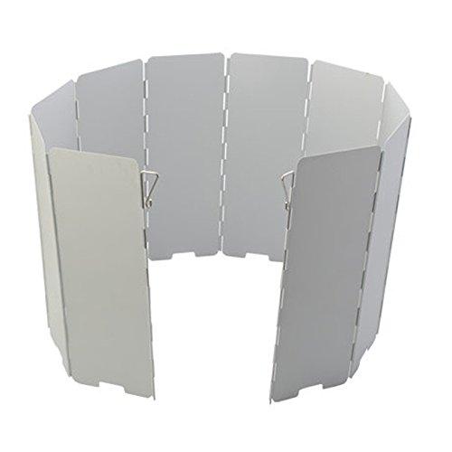 CBHOUTDOOR ウインドスクリーン 折り畳み式 アルミ...