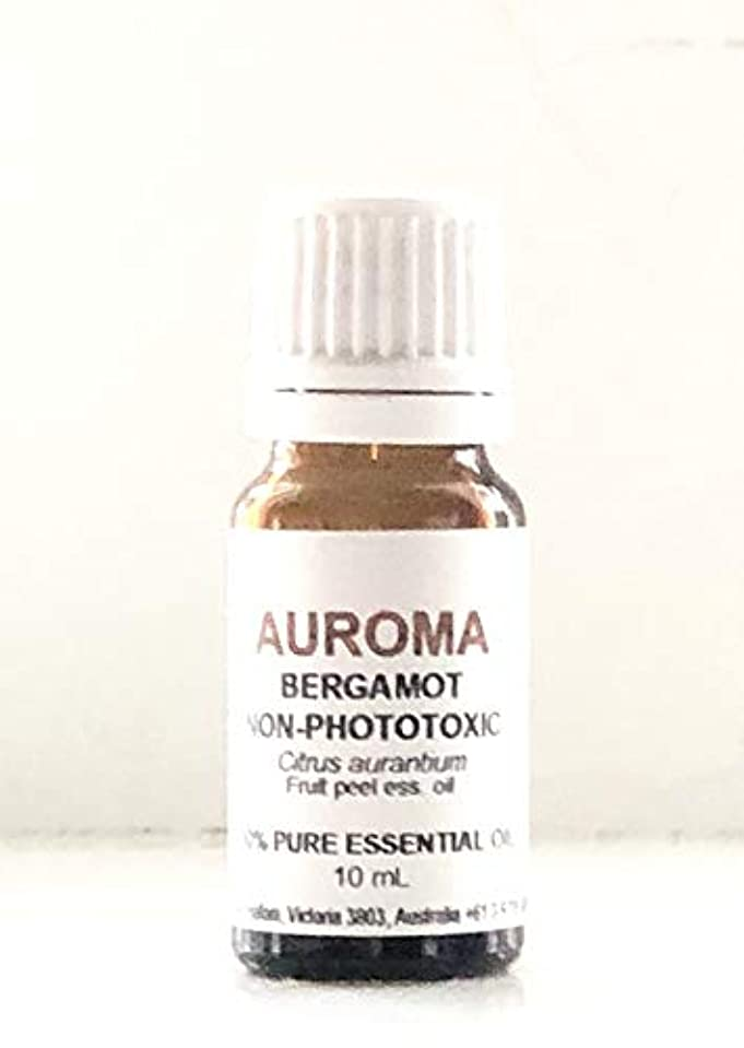 上記の頭と肩植物学者落とし穴AUROMA ベルガモットNon Phototoxic 10ml