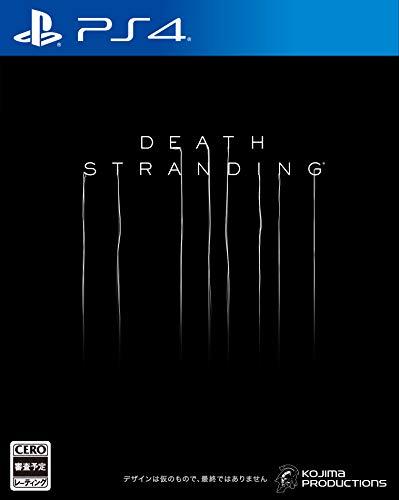 【PS4】DEATH STRANDING【早期購入特典】アバター(ねんどろいどルーデンス)/PlayStation4ダイナミックテーマ/ゲーム内アイテム(封入)