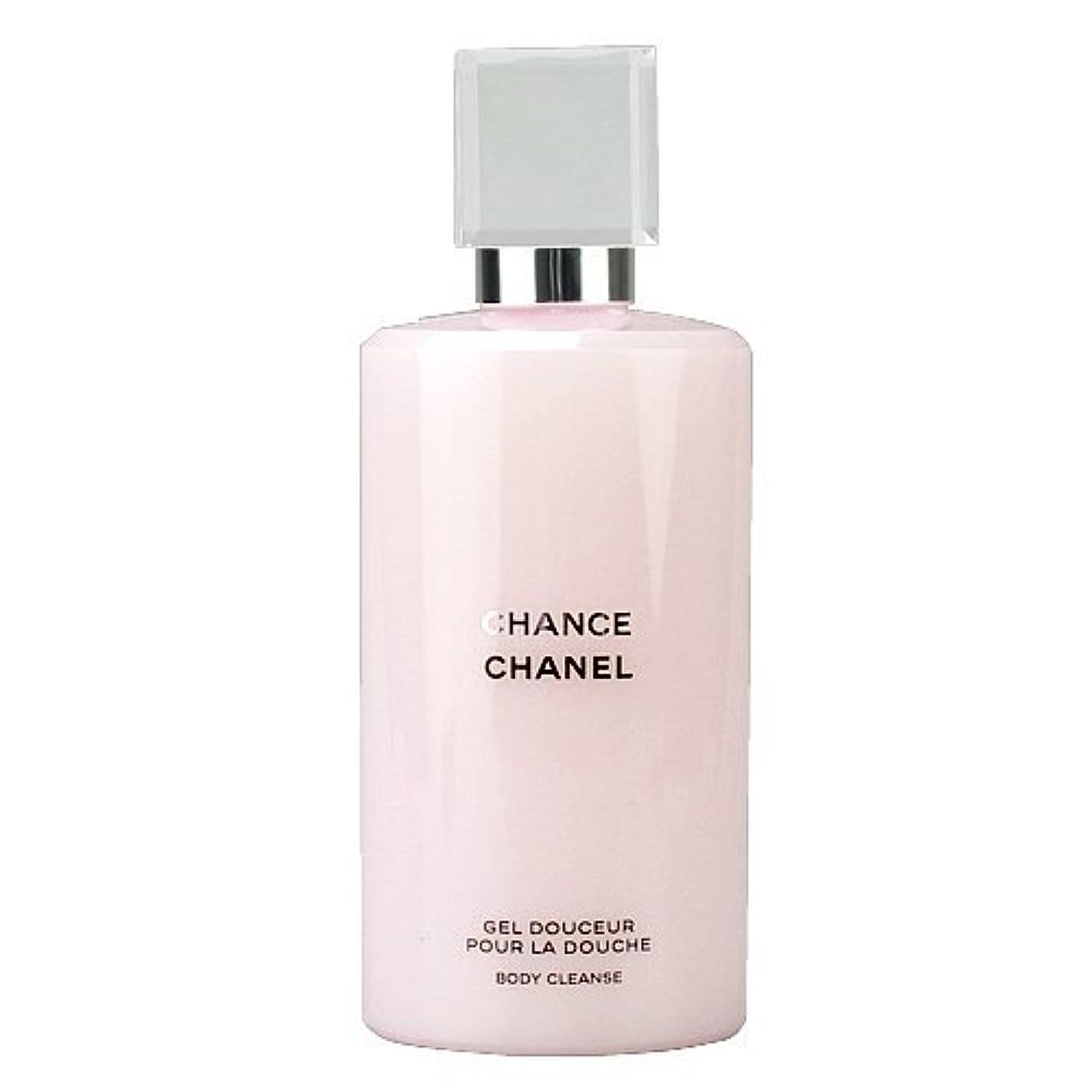どちらもリベラル発表するシャネル CHANEL チャンス ボディ クレンズ (スウィートシャワージェル) 200ml fs 【並行輸入品】