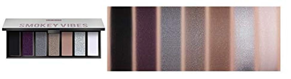 可聴静める放置PUPA MAKEUP STORIES COMPACT Eyeshadow Palette 7色のアイシャドウパレット #002 SMOKEY VIBES(並行輸入品)