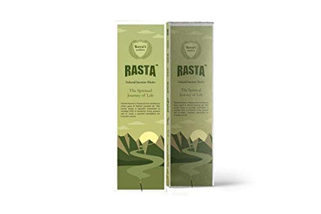 オフセット女王お金koya's Rasta Premium Incense Sticks Pack of-5