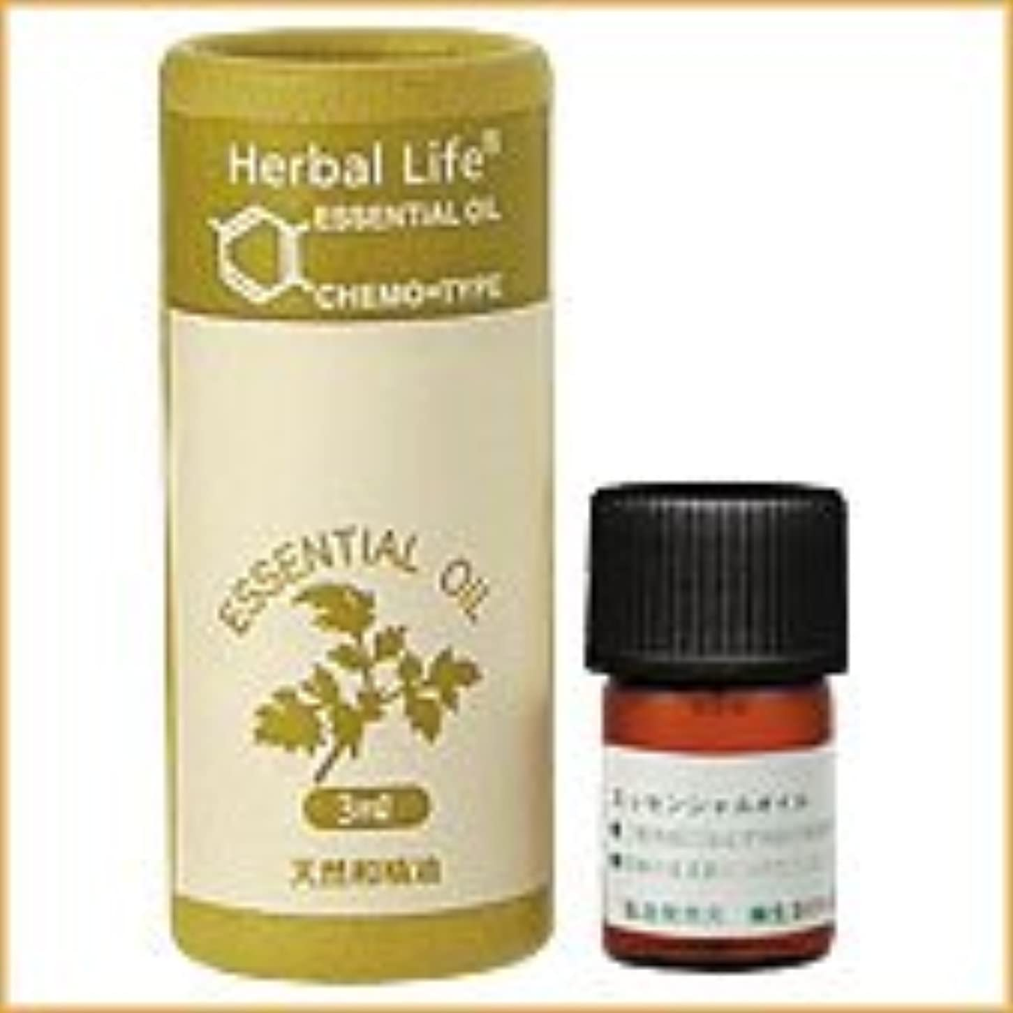 側面航空便極地生活の木 アロマオイル ヒノキ 3ml (Tree of Life Essential Oil/エッセンシャルオイル)