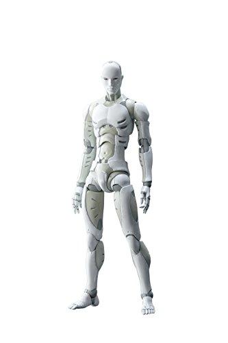 1/12 東亜重工製合成人間 1/12スケールPVC&ABS製塗装済み可動フィギュア
