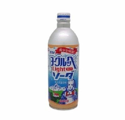 デーリィ ボトル缶ヨーグルッペライトソーダ 490ml  24本入り