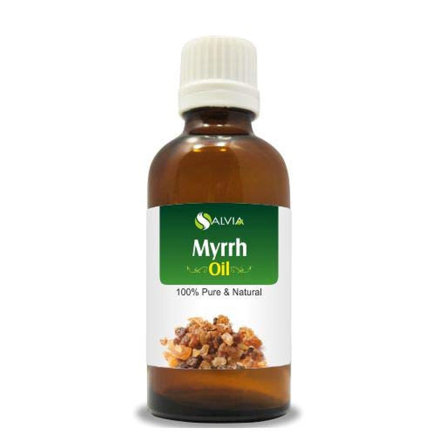 差別化する安息連続したMYRRH OIL (Commiphora myrrha) Essential Oil 30ml By Salvia
