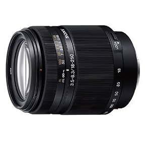 ソニー DT 18-250mm F3.5-6.3 SAL18250