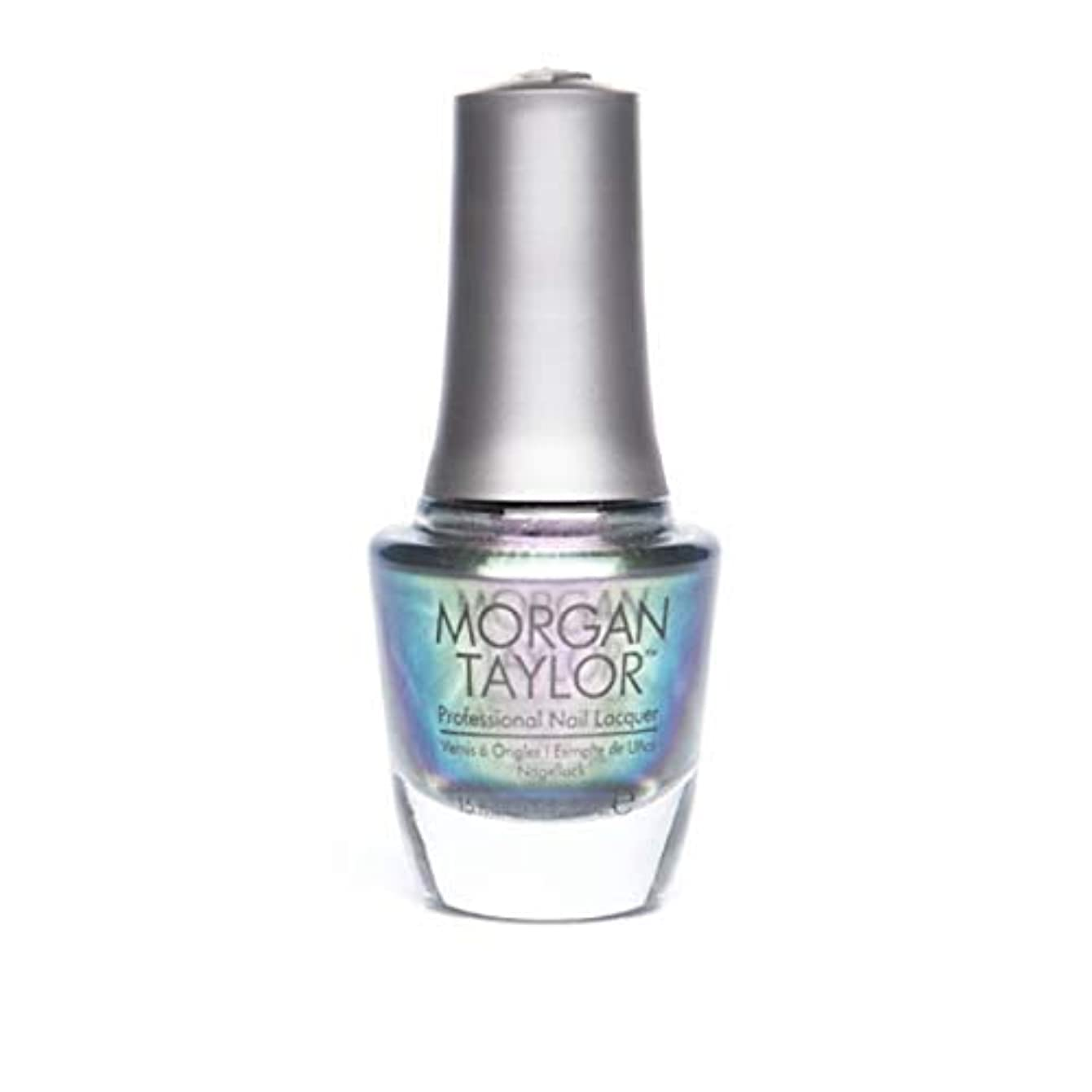 ティーンエイジャーみなす受取人Morgan Taylor Nail Lacquer - Little Misfit - 15 ml/0.5 oz