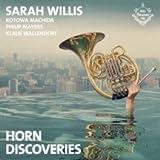 Amazon.co.jp【アレキサンダー】CD サラ・ウィリス Horn Discoveries