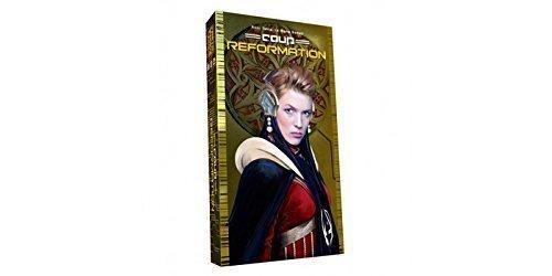 クー拡張セット 改革 (Coup: & Reformation Kickstarter Edition) [並行輸入品] カードゲーム